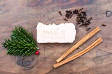 Christmas Festive Spice Soap  - Christmas Collection